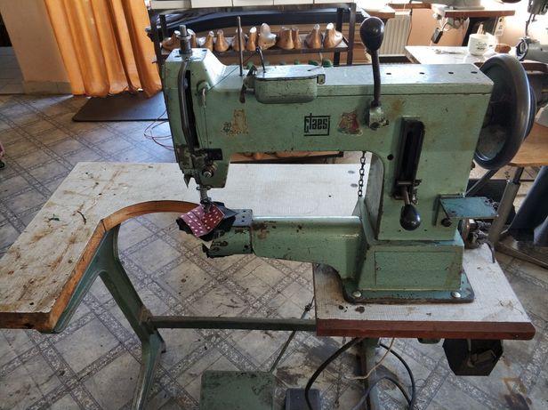 Maszyna do szycia grubych materiałów Claes