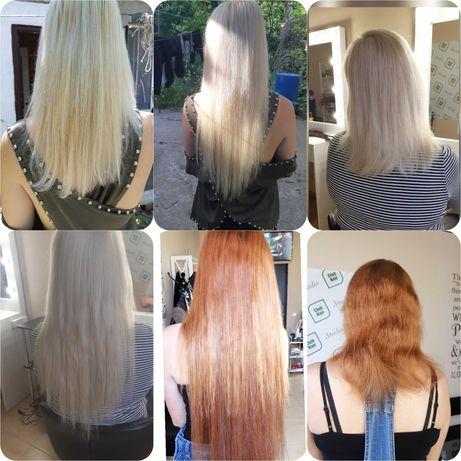 Наращивание волос и АФРОКУДРИ