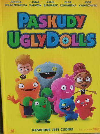 Płyta dvd bajka Paskudy Ugly Dolls
