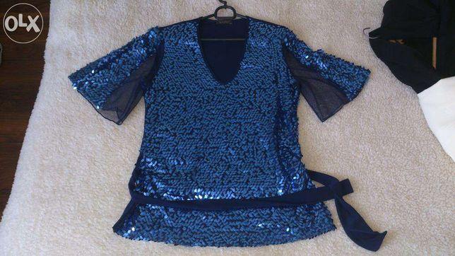 bluzka elegancka wieczorowa 42