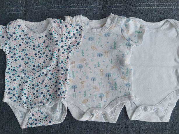 Body niemowlęce 62 krótki rękaw