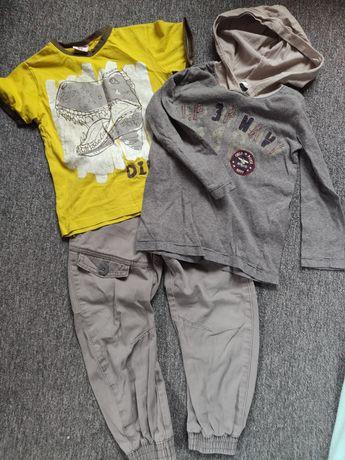 Zestaw dla chłopca 104 koszula
