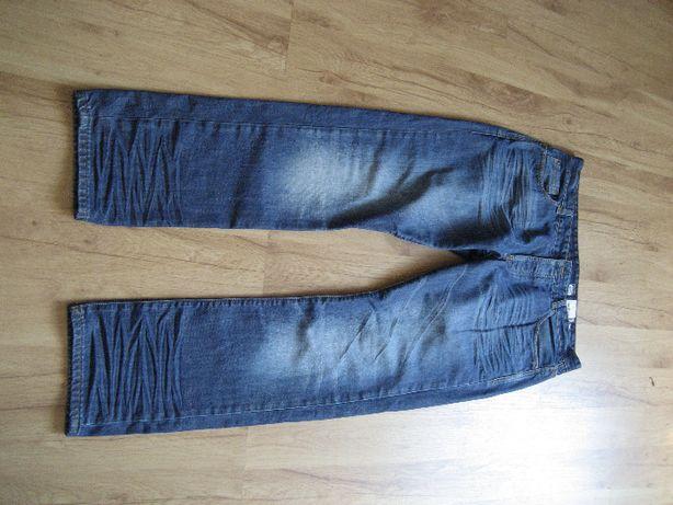medicine - spodnie jeansy 34/32 jak nowe