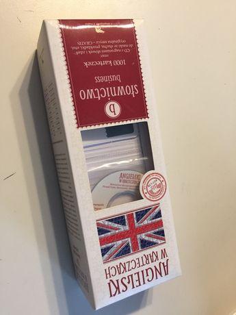 Angielski w karteczkach - słownictwo business