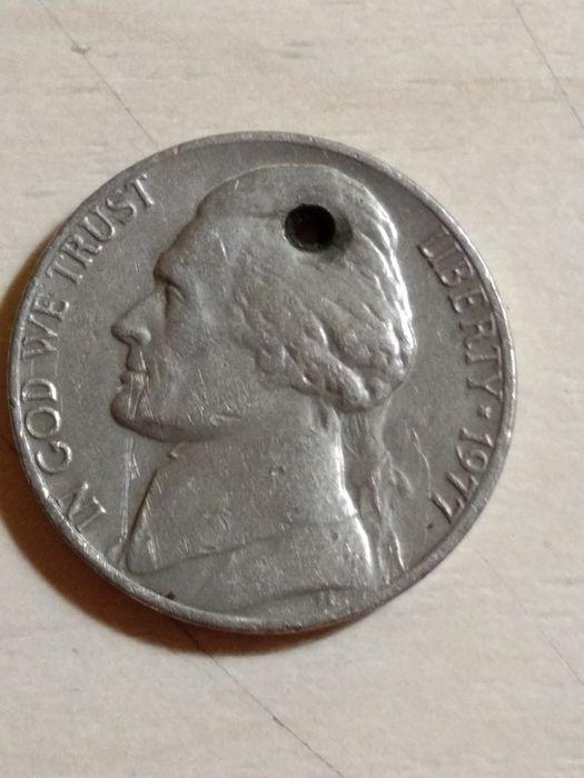 Монета американская Никополь - изображение 1