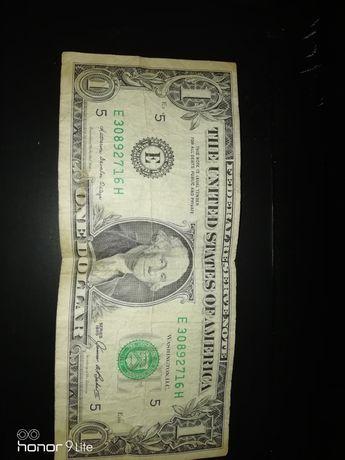 Доллар на удачу.обмен.