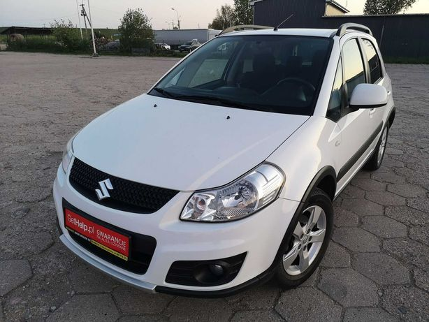Suzuki SX4!! 1.5 Benzyna!! Gwarancja Get Help!!