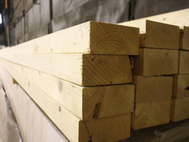 Kantówka, krokiew dachowa 60x120mm długość 13m. Drewno klejone. Śląsk