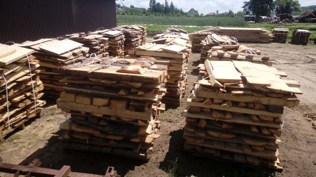 TANIO drewno opalowe.okrajki tartaczne 60zl 1mp .