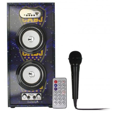 Głośnik Przenośny Kolumna 20W Bluetooth Karaoke z mikrofonem G258