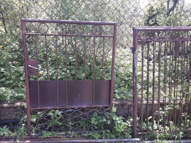 Brama i furtka metalowa