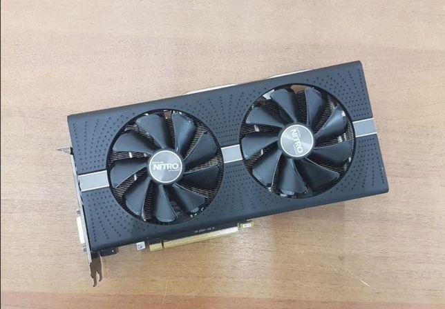 Видеокарта Sapphire AMD Radeon RX 570 NITRO+