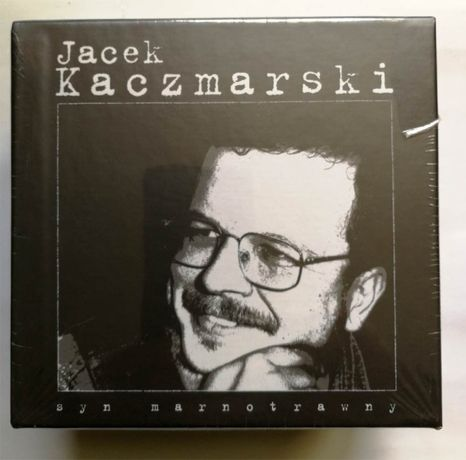 22 x CD Jacek Kaczmarski - Syn Marnotrawny