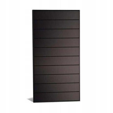 Moduły panele fotowoltaiczne Hyundai 395W Black + możliwość montażu