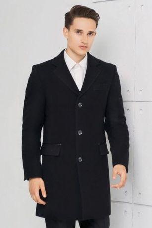Пальто мужское р. 48-50 шерсть