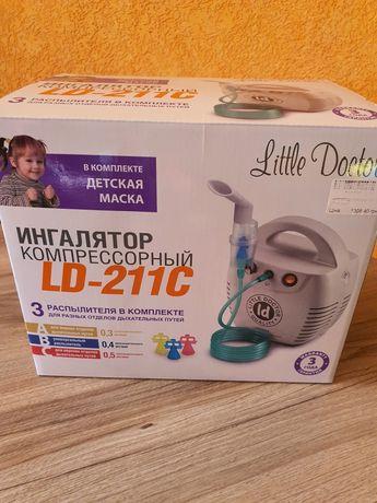 Інгалятор/небулайзер Little Doctor  LD-211C