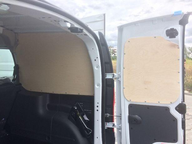 MB Citan L2H1 ochrona przedziału ładunkowego