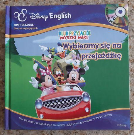Książeczka do nauki j.angielskiego