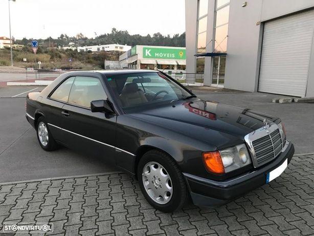 Mercedes-Benz E 320 Coupe w124