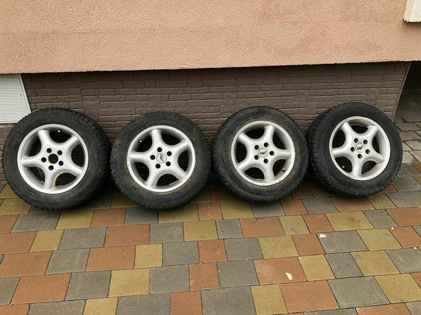 Зимові колеса Nokian,R15/65/195