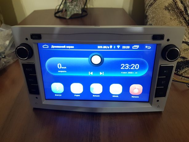 2din для OPEL android 10