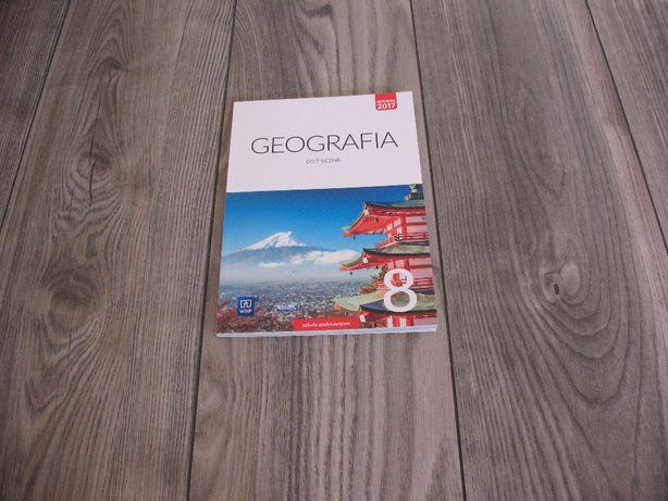 Geografia 8. Podręcznik kl. 8 SP (KSIĄŻKA)