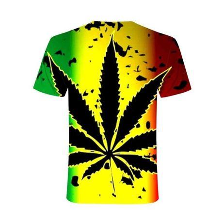Letni męski drukowany strój sportowy spodenki z krótką koszulką