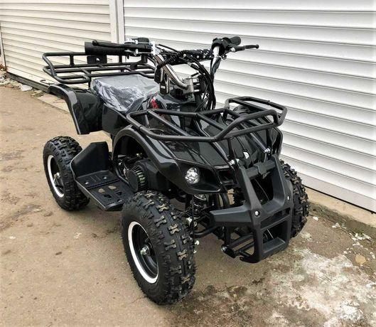 Бензиновый новый детский квадроцикл EXdrive 65 cc