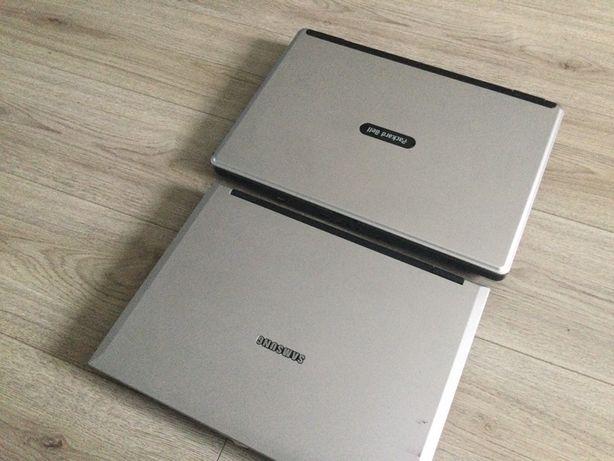 Лот из 2 ноутбуков(samsung r55,packard bell w3430,mit drag a)