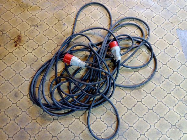 kabel przewód przedłużacz siłowy 20m - H05RR-F 300/500