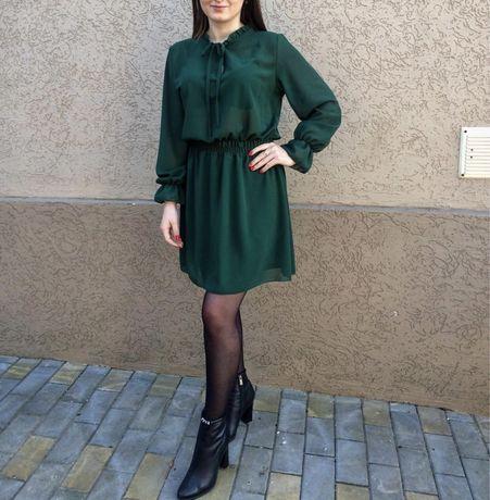 Платье шифоновое/плаття