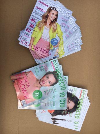 Peso perfecto naturhouse magazyn gazeta dieta, czasopismo