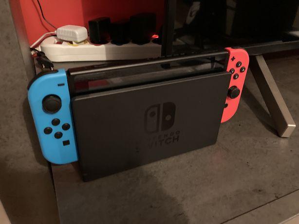 Nintendo Switch v2 + case