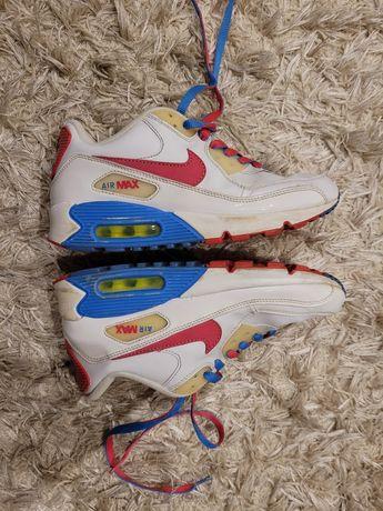 Kolorowe Nike Air Max