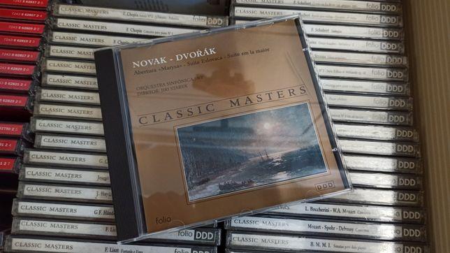 Classic Masters - coleção 100 CDs música clássica