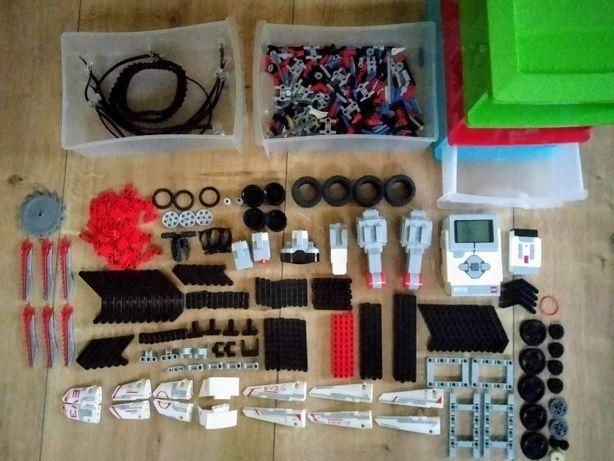 Lego Mindstorms ev3 bez oryginalnego opakowania + szafka do segregacji
