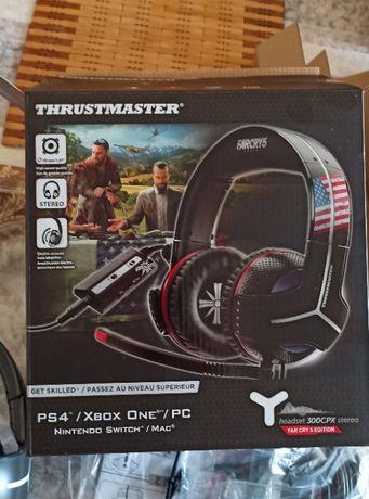 Słuchawki Thrustmaster Y-300cpx Far Cry 5 Edition Nowy Zestaw słuchawk