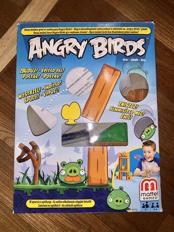 Gra Angry Birds dla dzieci logiczna sprawnościowa zabawki