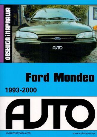 Ford Mondeo od 1993 do 2000. Obsługa i naprawa.