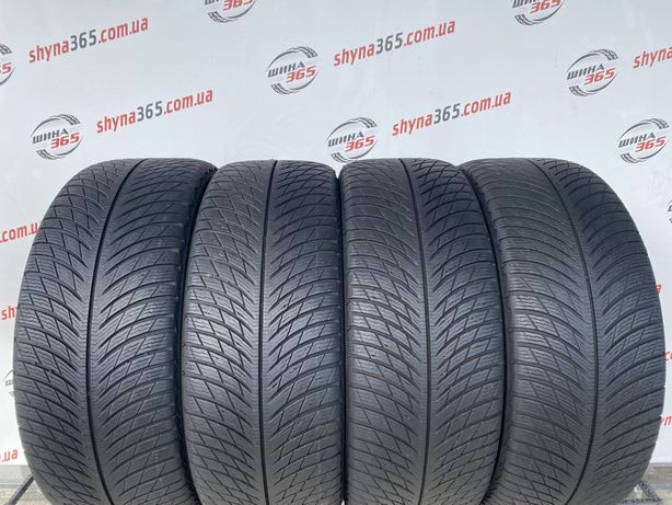 R19 225/45 Michelin PilotAlpin5 Склад Шин б/у ЗИМА Germany