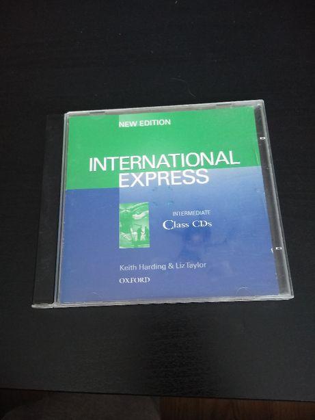 CD do książki International Express Intermediate