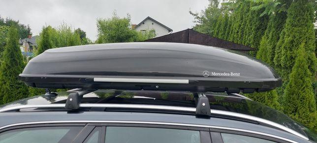 Orginalny box Mercedes plus relingi