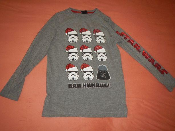 легкий реглан футболка Star Wars р.146см(11лет)