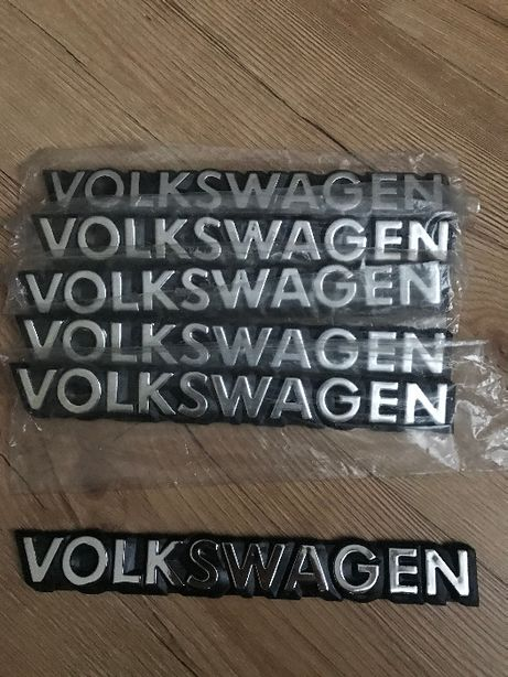 znaczek emblemat znak volkswagen vw ford transit sierra escort