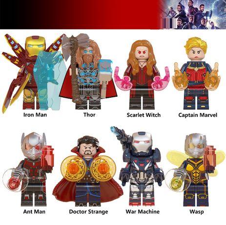 Bonecos / Minifiguras Super Heróis nº159 Marvel (compativeis com lego)