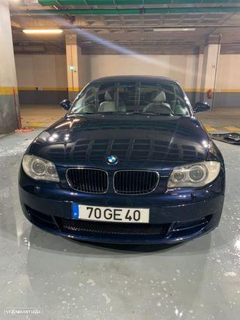 BMW 120 d Cabrio