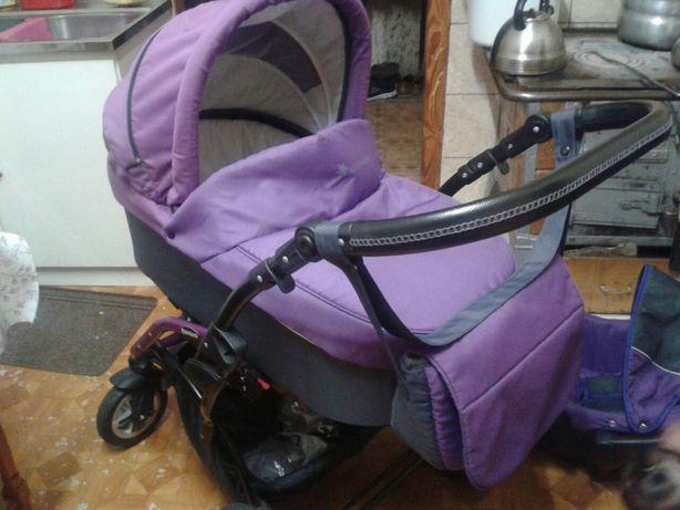 Wózek 3w1 Coneco Elmo
