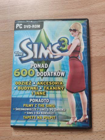 The Sims 3 - Ponad 600 dodatków