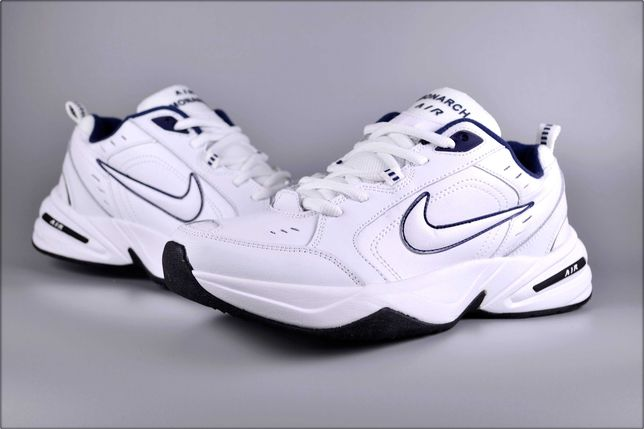 Мужские кроссовки Nike Monarch White, Осенняя обувь