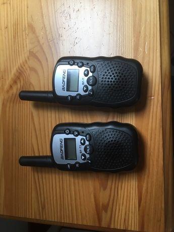 Radiotelefon Baofeng T-3 PMR Black 2 szt. (T-3 PMR)